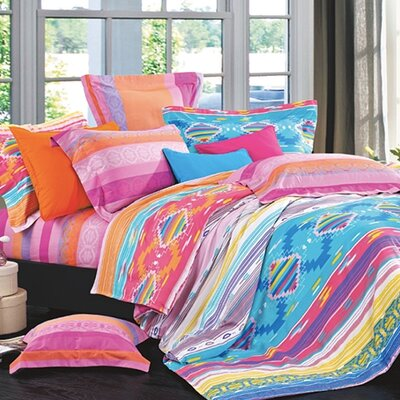 College Ave Azteca 2 Piece Twin Xl Comforter Set Byourbed