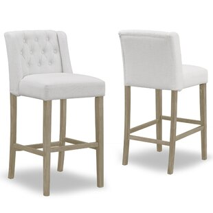 Genevra 30 Bar Stool (Set of 2) One Allium Way