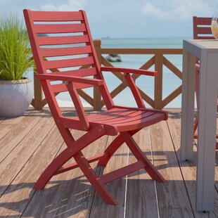 Bristol Folding Patio Dining Chair (Set of 2)