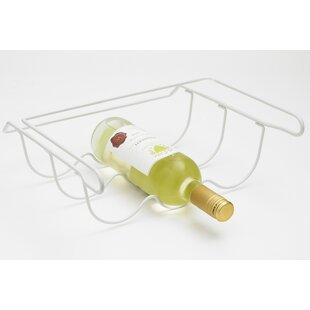 Riverside 3 Bottle Hanging Wine Rack By Belfry Kitchen