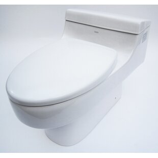 EAGO 1.6 GPF Elongated Toilet Bowl