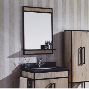 Donatelo 236 x 354 Surface Mount Frameless Medicine Cabinet
