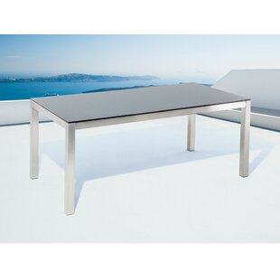 Anfa Steel Dining Table By Sol 72 Outdoor