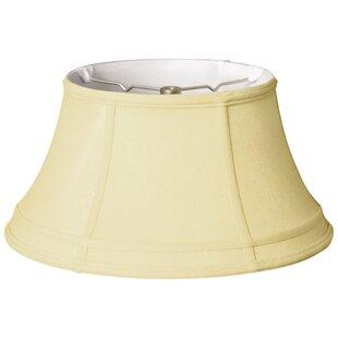 Read Reviews 15 Silk Bell Lamp Shade By Alcott Hill