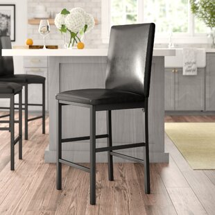 Find the perfect Andreana Counter Height Upholstered Dining Chair (Set of 4) by Red Barrel Studio Reviews (2019) & Buyer's Guide