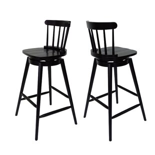 Doiron 30 Swivel Bar Stool by Gracie Oaks