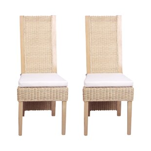 Engla Dining Chair (Set Of 2) By Beachcrest Home