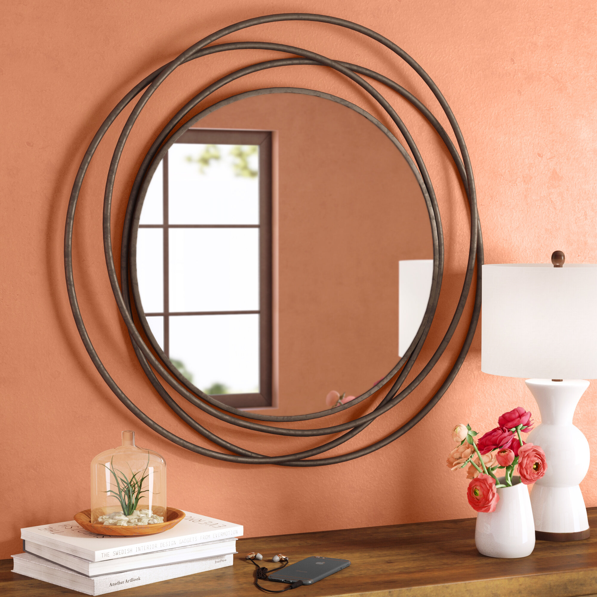 Wall Mirrors From 150 Through 04 22 Wayfair