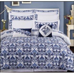 Catalina 12 Piece Comforter Set by Tribeca Living