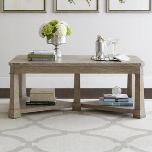 Inexpensive Wethersfield Estate Coffee Table By Stanley Furniture