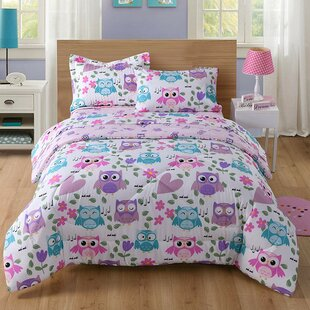 Fitted Comforter For Bunk Beds Wayfair Ca