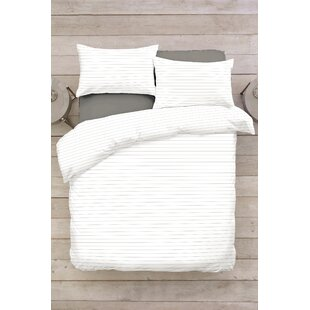Brunelli Penthouse 100% Cotton Reversible Duvet Set