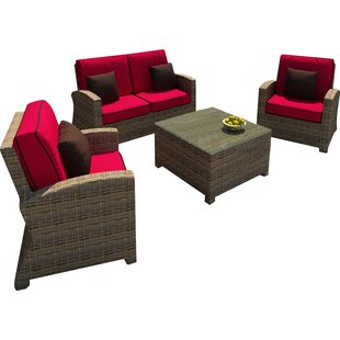 Cypress Loveseat with Sunbrella Cushions by Forever Patio