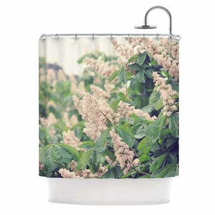 'Breath of Fresh Air' Single Shower Curtain