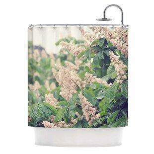 'Breath of Fresh Air' Single Shower Curtain
