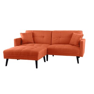 Wrought Studio Roldan Sectional with Otto..