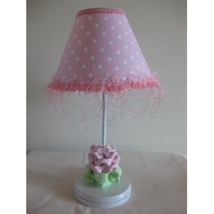 Baby Pink Flower 16 Table Lamp