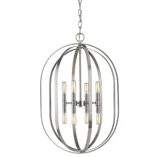 Wrought Studio Hiroko 8-Light Novelty Chandelier