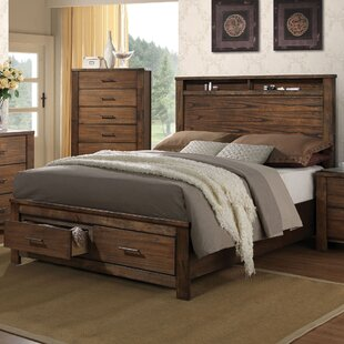 Schlesinger Storage Platform Bed