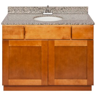 Stonecipher 43 Single Bathroom Vanity Set by Winston Porter