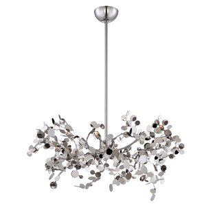 Eurofase Divo 5-Light Sputnik Chandelier