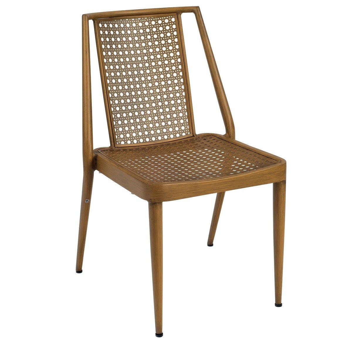 Woodard Parc Patio Dining Chair Wayfair