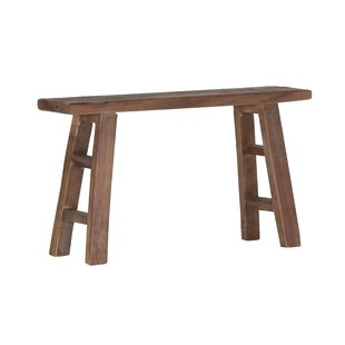 Silas Wood Dining Bench By Alpen Home