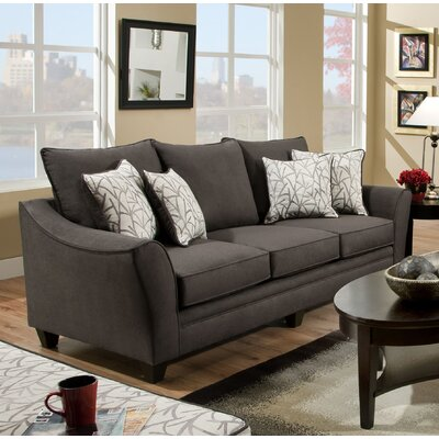 Winston Porter Phares Sofa Bed Sleeper Upholstery Color Gray