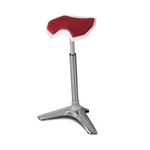 ONGO Adjustable Height Swivel Bar Stool