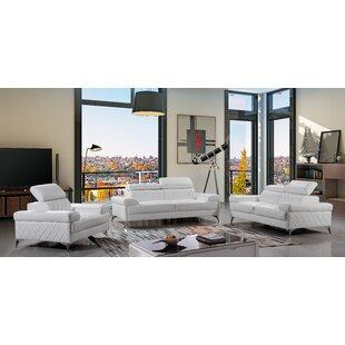 Strafford 2 Piece Living Room Set ByOrren Ellis