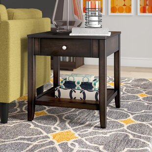 Candleick End Table