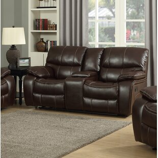 Pascal Reclining Loveseat