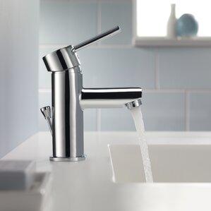 trinsic bathroom single handle single hole bathroom faucet