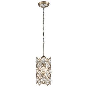 Tiara 3-Light Crystal Pendant
