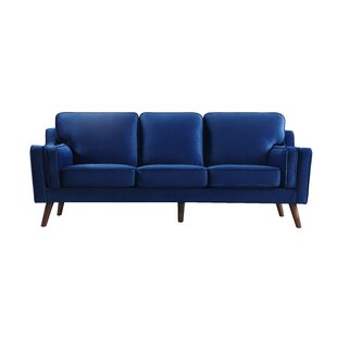 Best Deals Hepworth Loveseat by George Oliver Reviews (2019) & Buyer's Guide