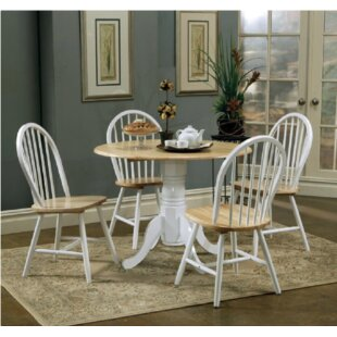 Altair 5 Piece Drop Leaf Breakfast Nook D..
