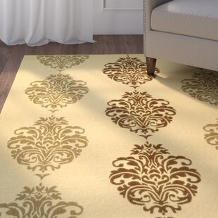 Herefordshire Natural/Brown Power Loomed Indoor/Outdoor Area Rug