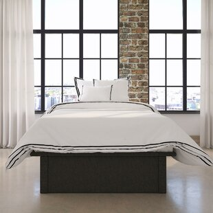 Nakasi Upholstered Platform Bed by Zipcode Design Today Sale Only