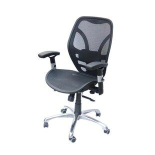 HomCom Deluxe Ergonomic High-Back Mesh Desk Chair