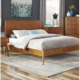 Purchase Haddad Eastern Panel Bed by George Oliver Reviews (2019) & Buyer's Guide