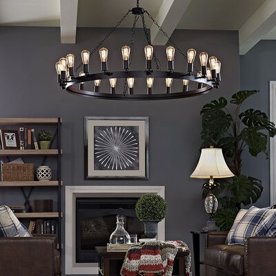 11 Oversized Greater Than 30 Quot Wide Chandeliers You Ll