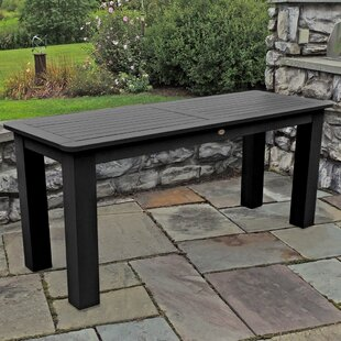 Plastic/Resin Dining Table by Darby Home Co