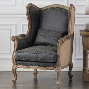 Best Reviews Addington Wingback Chair by One Allium Way Reviews (2019) & Buyer's Guide