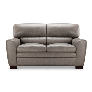 Cort Leather Loveseat