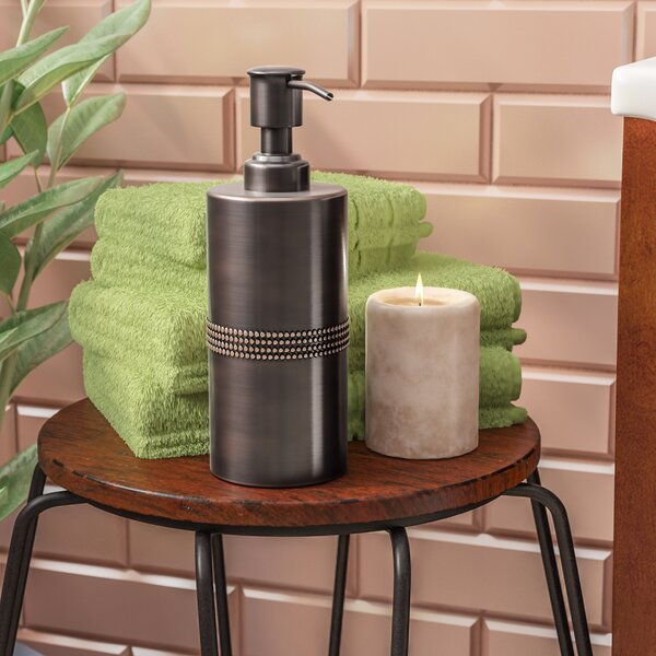 Tremendous Antique Copper Soap Dispenser Wayfair Theyellowbook Wood Chair Design Ideas Theyellowbookinfo