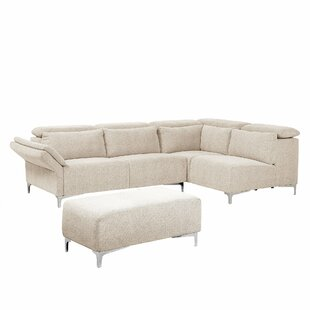 Kenan Corner Sofa By Wade Logan