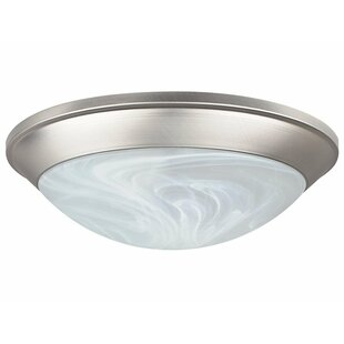 Radionic Hi Tech Monterey 1-Light Flush Mount