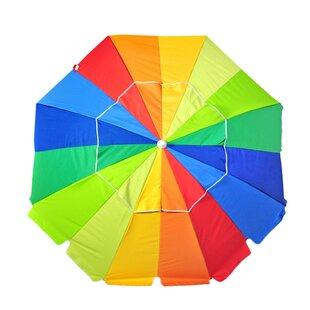 Schmitz Heavy Duty 7' Beach Umbrella by Freeport Park