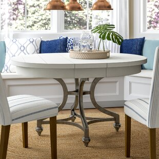 Saguenay Extendable Dining Table by Lark Manor #1