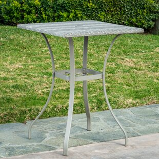 Staley Wicker Balcony Table